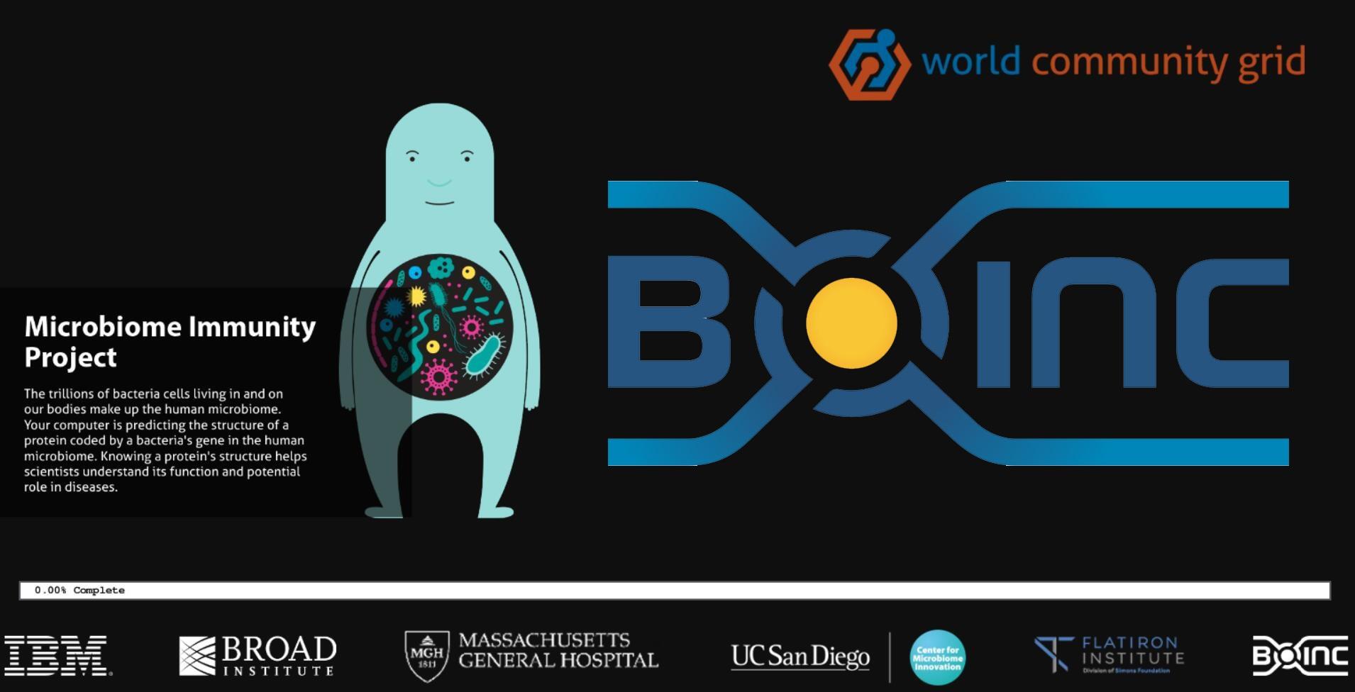 想要在刷知乎的时候破译癌症吗?快加入到BOINC来吧!-学霸时光机