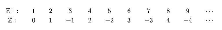 啥?有理数和自然数